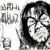 『エボラ・シンドローム 悪魔の殺人ウィルス』感想とイラスト 人の姿をした人